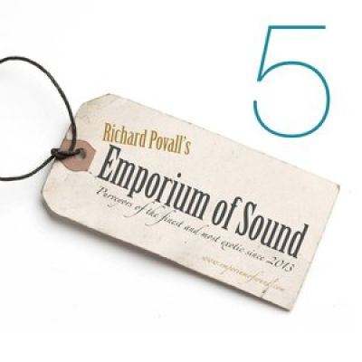 Shows - Richard Povall's Emporium of Sound